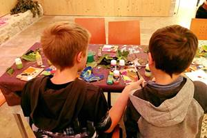 Alès : VEZENOBRES - vendredi 7 août 2020 - Atelier enfant à Maison de la Figue