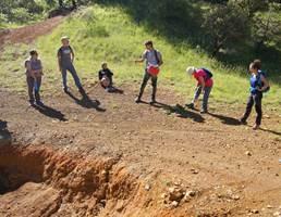Alès : ROUSSON - samedi 30 mai 2020 - Jardins ethnobotaniques de la Gardie - Sorties famille