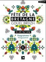 VANNES - Du vendredi 17 mai 2019 au dimanche 26 mai 2019 - Fête de la Bretagne