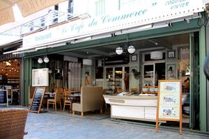 Le Café du Commerce Restaurant de Fruits de Mer (Aigues Morte)