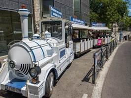 Alès : ALES - Du samedi 21 septembre 2019 au dimanche 22 septembre 2019 - JEP 2019 - Petit train touristique d'Alès
