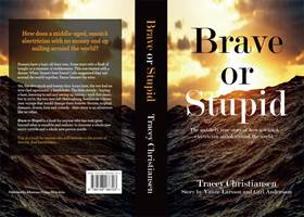 Brave or Stupid. Buy the book here.