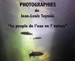 Alès : LES PLANTIERS - Jusqu'au lundi 30 septembre 2019 - Expo permanente photos Jean-Louis Teyssié - Le peuple de l'eau en 7 veines