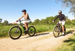 Alès : THOIRAS - dimanche 8 septembre 2019 - Balade en vélo électrique