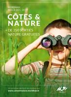 VANNES - Du mercredi 1 mai 2019 au mardi 31 décembre 2019 - Côtes & Nature