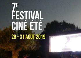 Alès : ALES - Du lundi 26 août 2019 au samedi 31 août 2019 - 7ème Festival Ciné été