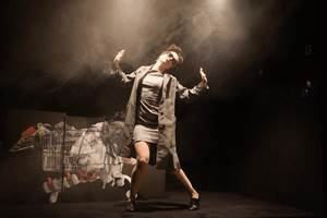 Alès : ALES - mercredi 6 novembre 2019 - Cirque en Marche #14 - Moi