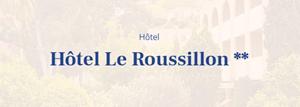 Hotel Le Roussillon