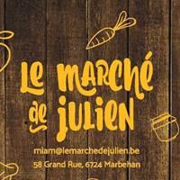 Le marché de Julien