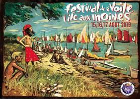 ILE AUX MOINES - Du jeudi 15 août 2019 au samedi 17 août 2019 - Festival de la Voile 2019