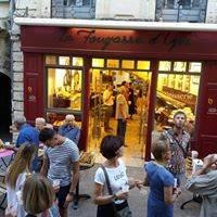 La fougasse d'Uzes Boulanger pâtissier