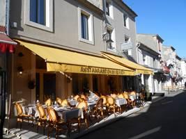 Chez Carrière restaurant de Poissons (Aigues Morte)