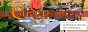 Restaurant les Calicots Fabrezan