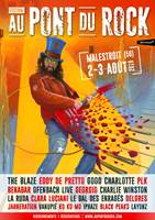"MALESTROIT - Du vendredi 2 août 2019 au samedi 3 août 2019 - Festival ""Au Pont du Rock"""