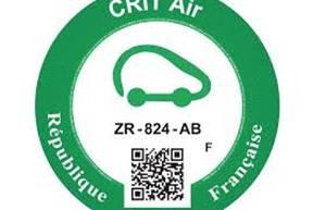 Comment nous trouver / Garer la voiture / Crit'Air