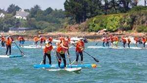 VANNES - Du samedi 13 juin 2020 au dimanche 14 juin 2020 - Morbihan Paddle Trophy Ouest France