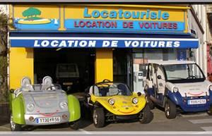LOCATION DE VOITURE - LOCATOURISLE