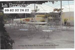La Provence Restaurant (St Bonnet)
