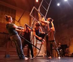 Alès : ALES - dimanche 10 novembre 2019 - Cirque en marche#14