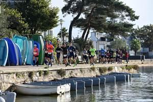 VANNES - dimanche 18 octobre 2020 - Marathon, Duo de l'Hermine et Foulées du golfe
