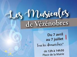 Alès : VEZENOBRES - vendredi 23 août 2019 - Les Musicales de Vézénobres