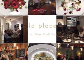 La place at Rue Galilee