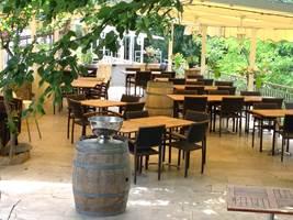 Le Mas du Bellier Restaurant (La Roque sur Cèze)