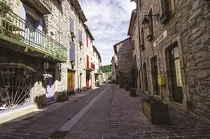 Alès : GENOLHAC - jeudi 13 août 2020 - Génolhac, une cité médiévale au pied du Mont Lozère