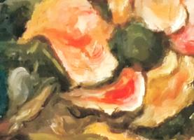 Alès : ALES - Jusqu'au samedi 4 janvier 2020 - Peintures de Gianpiero Medde
