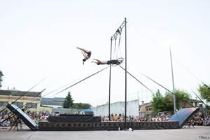 Alès : ALES - vendredi 15 novembre 2019 - Cirque en marche#14 - Ningunapalabra