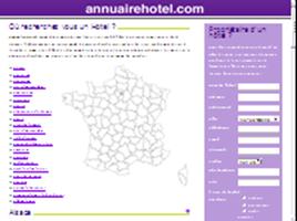 annuairehotel.com