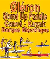 Oléron Stand-Up Paddle