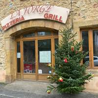 Pizzeria La Forge à Bizanet
