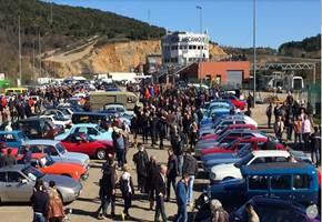 Alès : ST MARTIN DE VALGALGUES - dimanche 3 novembre 2019 - Cévennes & Cars : Rassemblement de véhicules d'époques