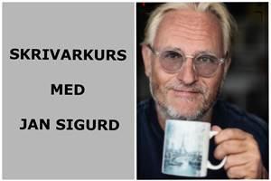 Skrivarkurs med Jan Sigurd