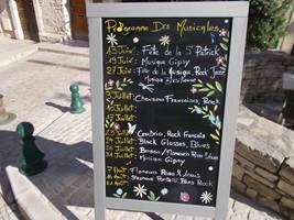 Alès : VEZENOBRES - vendredi 7 août 2020 - Les Musicales de Vézénobres