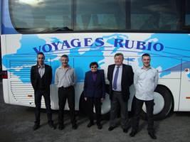 VR Rubio° Transport/Navettes
