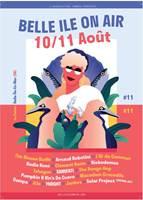 LE PALAIS - Du vendredi 9 août 2019 au samedi 10 août 2019 - Festival Belle Ile On Air