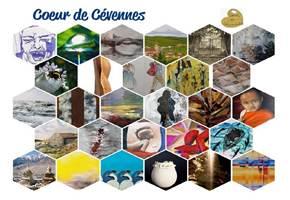 Alès : GENOLHAC - Du samedi 24 août 2019 au samedi 7 septembre 2019 - Saison estivale à la galerie de l'Arceau