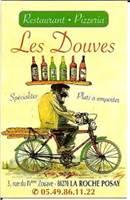 restaurant les Douve /La Roche Posay