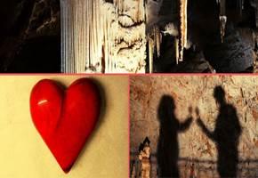 Alès : ORGNAC L'AVEN - vendredi 14 février 2020 - Une St Valentin épicurienne