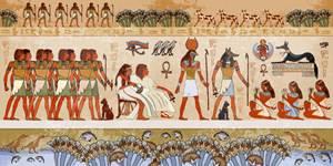 Alès : ST HIPPOLYTE DE CATON - samedi 25 janvier 2020 - Conférence Néfertiti & Akhenaton, couple solaire