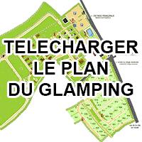 Télécharger le plan du glamping