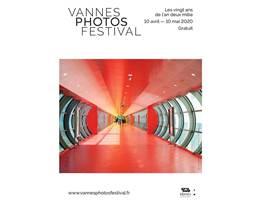 VANNES - Du vendredi 9 octobre 2020 au dimanche 1 novembre 2020 - Vannes Photos Festival