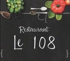 Restaurant le 108