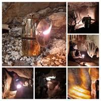 Alès : MIALET - samedi 6 juin 2020 - GROTTE FERMEE JUSQU'A NOUVEL ORDRE - Grotte de Trabuc - La double visite - Rallumez la flamme!