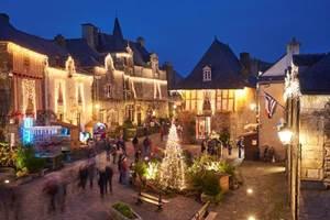 ROCHEFORT EN TERRE - Du vendredi 29 novembre 2019 au dimanche 5 janvier 2020 - Illuminations de Noël à Rochefort-en-Terre