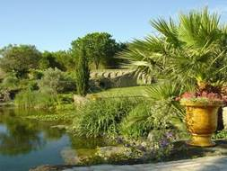 Le jardin de Saint-Adrien