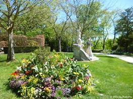 Jardins secrets à Poitiers
