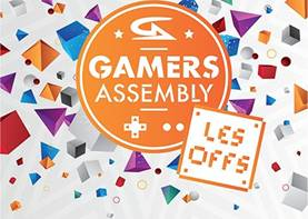 Les Off de la Gamers Assembly à Poitiers